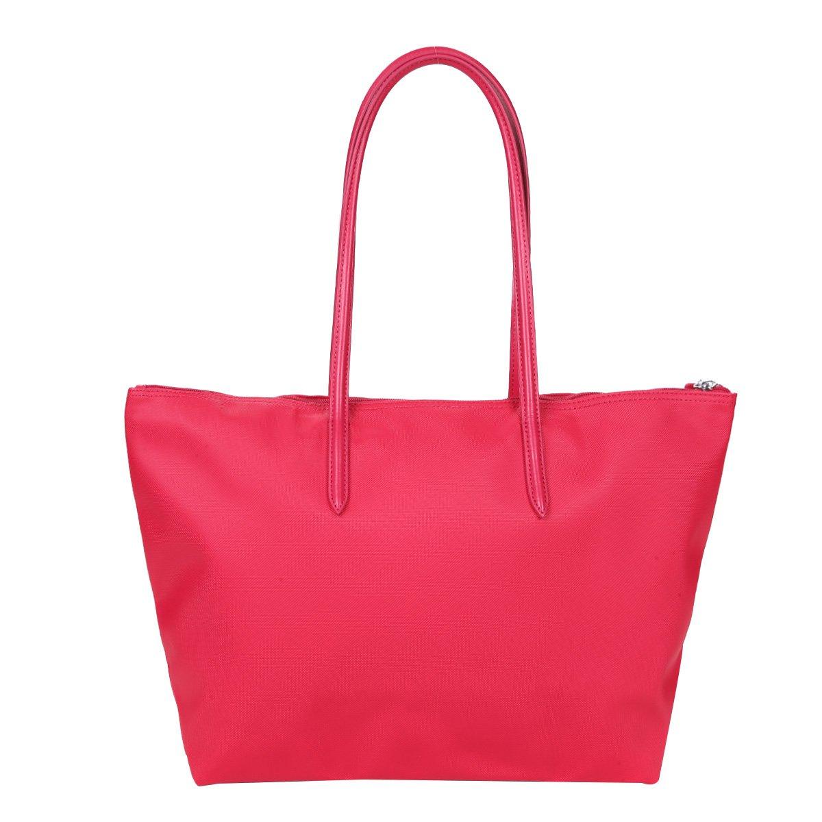 Bolsa Lacoste Shopper Clássica Feminina - Compre Agora   Zattini 6acb8e0625
