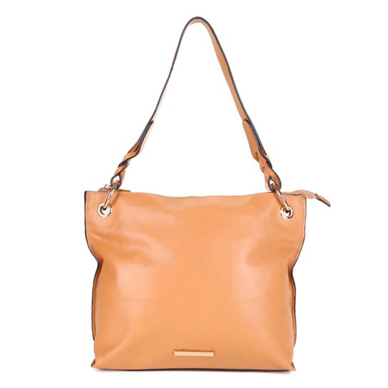 Bolsa Loucos & Santos Tote Shopper Feminina - Bege