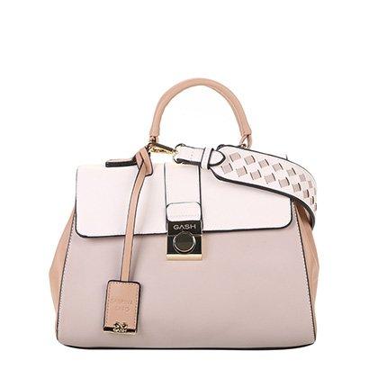Bolsa Luxcel Handbag Alça Dupla Feminina-Feminino