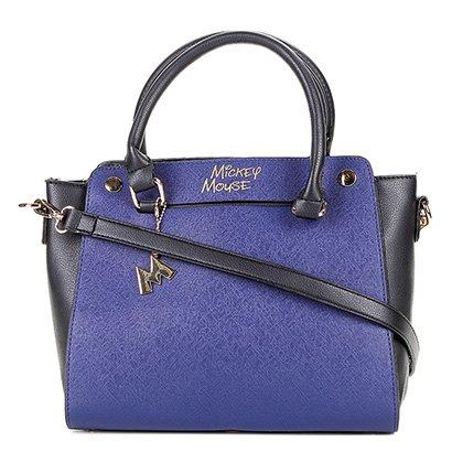 Bolsa Luxcel Handbag Mickey Mouse Feminina-Feminino