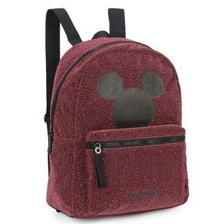Bolsa Mochila Feminina Mickey BMK78514