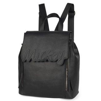 Bolsa Mochila Mickey Bmk78491 Feminina