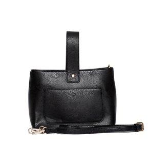 Bolsa Nice Bag Mini Alça Retrátil Mão Feminina