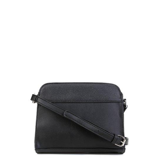 Bolsa Pagani Crossbody Mini Bag Feminina - Preto