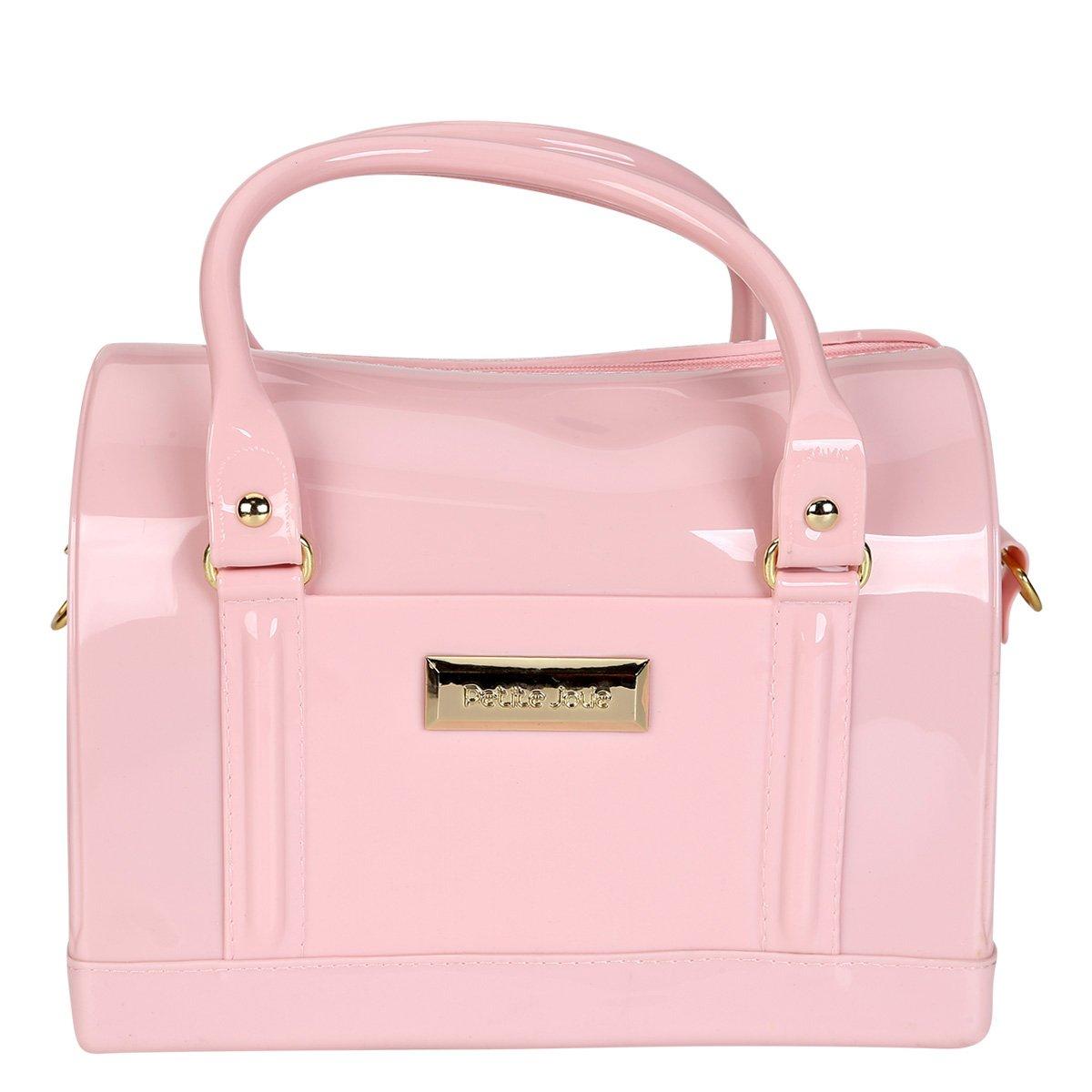 Bolsa De Mão Petite Jolie : Bolsa petite jolie ba? bloom feminina rosa