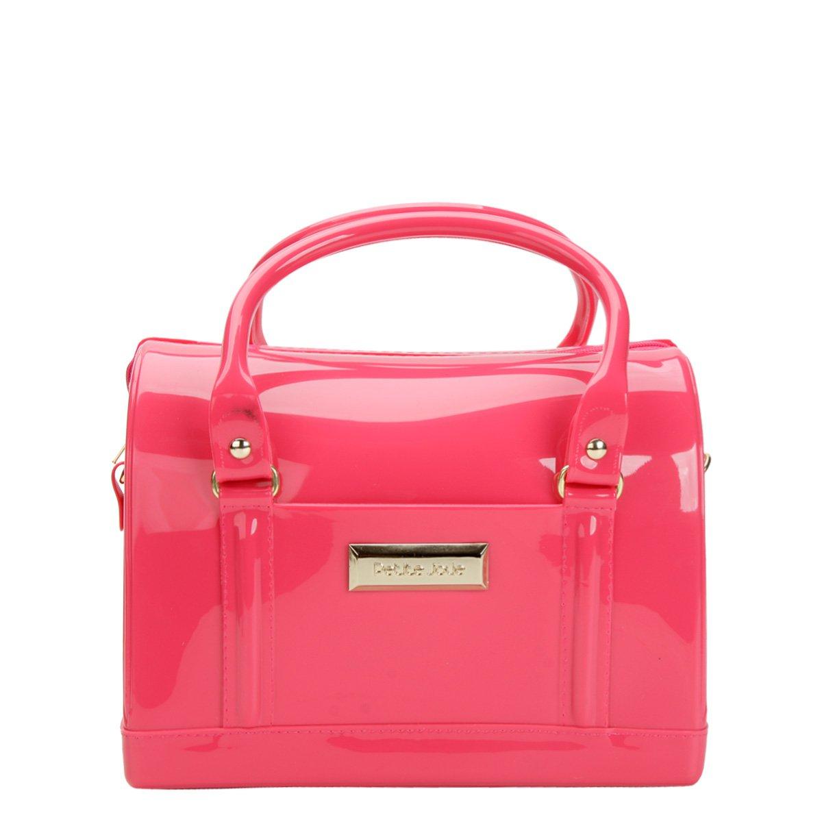 Bolsa De Mão Petite Jolie : Bolsa petite jolie ba? bloom feminina pink