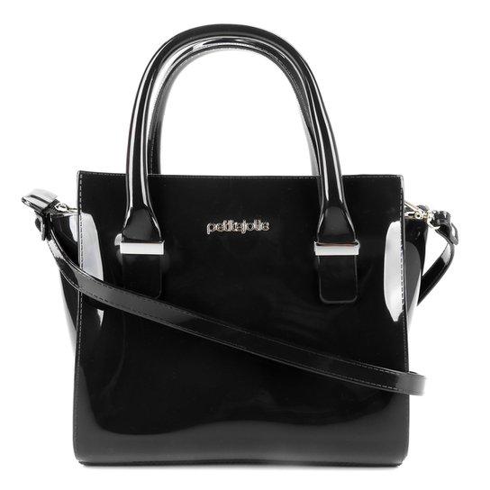 Bolsa Petite Jolie Handbag Love Feminina - Preto