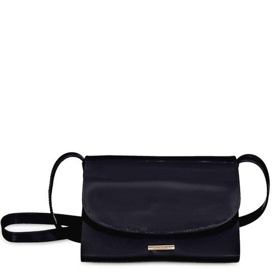 Bolsa Petite Jolie Mini Bag Alicia Feminina - Preto