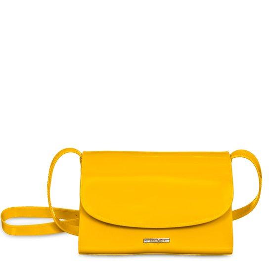 Bolsa Petite Jolie Mini Bag Alicia Feminina - Mostarda