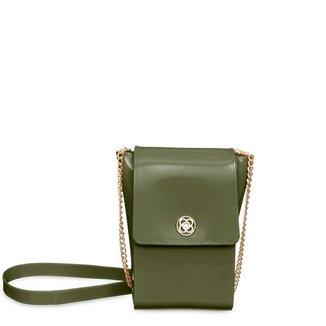 Bolsa Petite Jolie Mini Bag Loise Alça Corrente Feminina