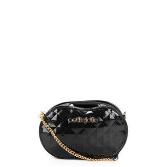 Bolsa Petite Jolie Mini Bag Matelassê Alça Corrente Feminina