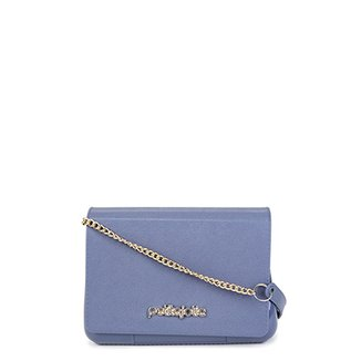 Bolsa Petite Jolie Mini Bag One Alça Corrente Feminina