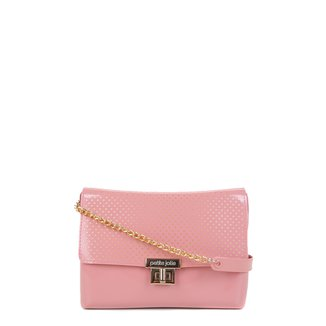 Bolsa Petite Jolie Mini Bag Petite Alça Corrente Feminina