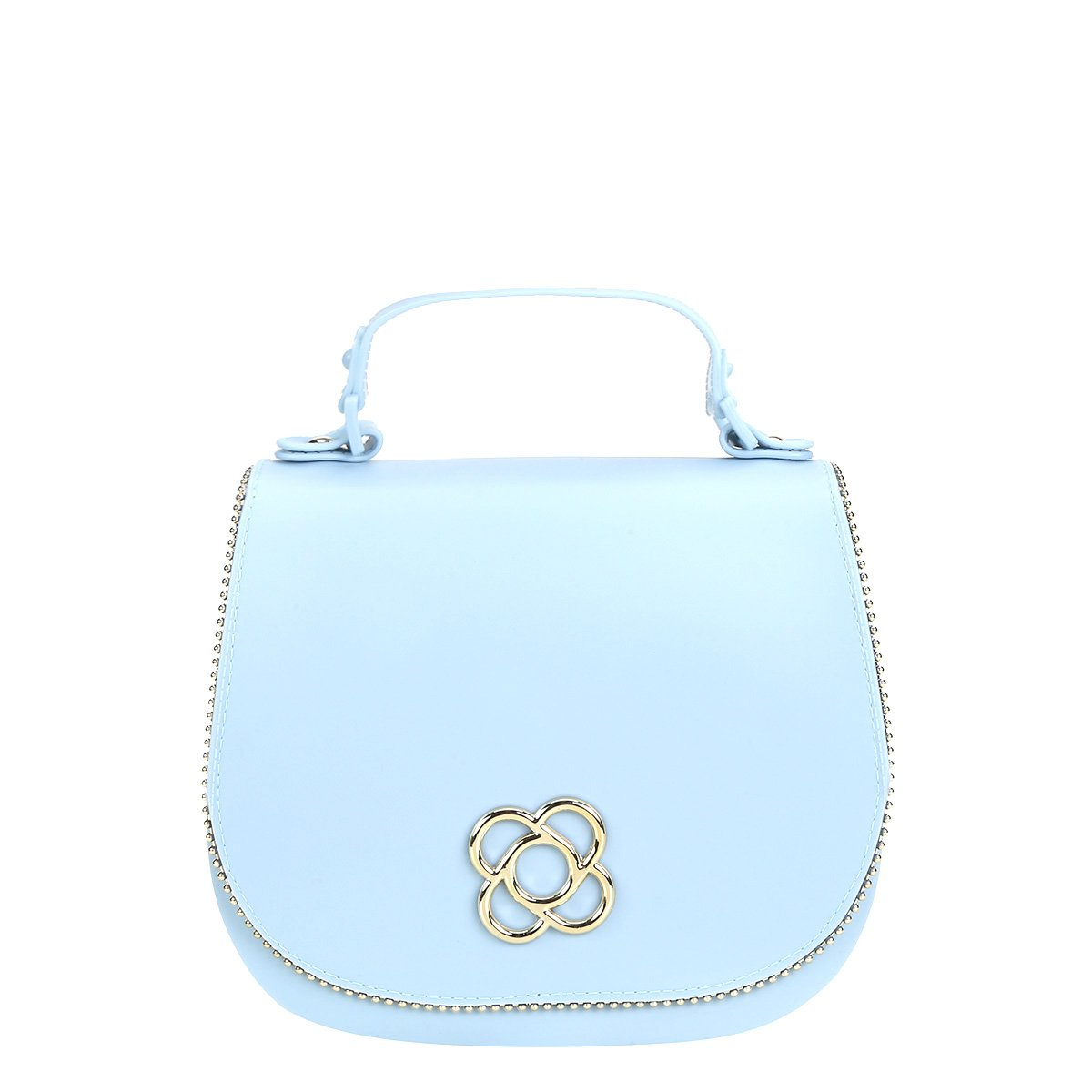Jolie Bolsa Azul Petite Petite Saddle Bag Feminina Bolsa Mini Zpat7qw