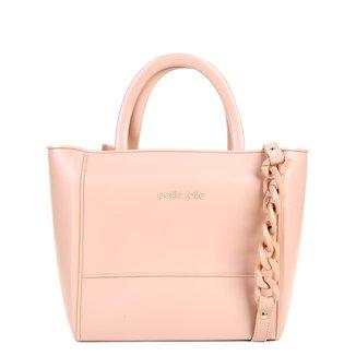 Bolsa Petite Jolie Shopper J-Lastic Daily Feminina