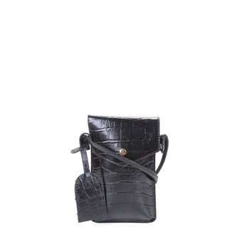 Bolsa Porta Celular Shoestock Couro
