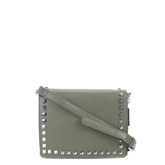 Bolsa Santa Lolla Handbag Rebite Feminina