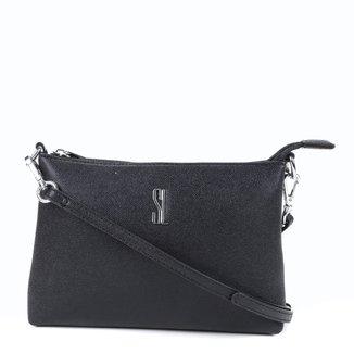 Bolsa Santa Lolla Mini Bag Caviar Feminina