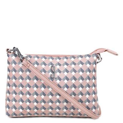 Bolsa Santa Lolla Mini Bag Cubos Feminino