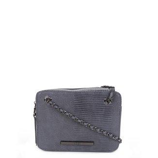 Bolsa Santa Lolla Mini Bag Lizard Feminina