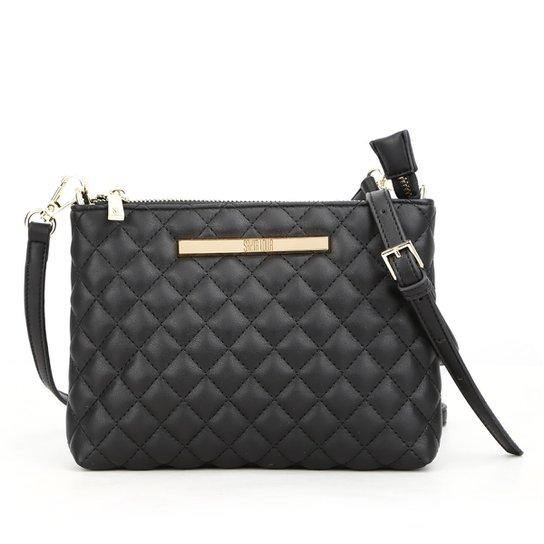 Bolsa Santa Lolla Mini Bag Matelassê Feminina - Preto