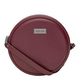 Bolsa Santa Lolla Mini Bag Redonda Feminina
