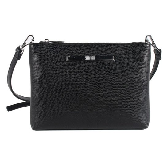 Bolsa Santa Lolla Mini Bag Riscos Feminina - Preto