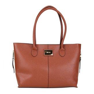 Bolsa Santa Lolla Shopper com Textura Feminina