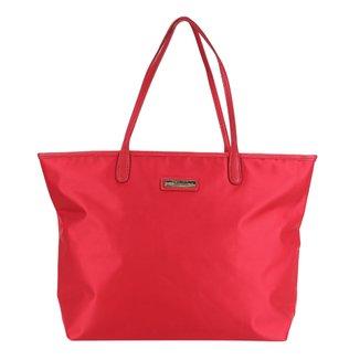 Bolsa Santa Lolla Shopper Nylon Feminina