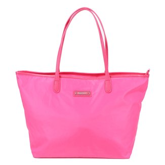 Bolsa Santa Lolla Tote Shopper Nylon Feminina