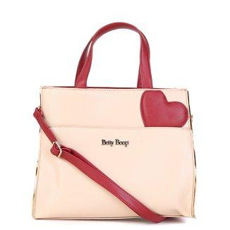 Bolsa Semax Betty Boop Tote Bag Feminina