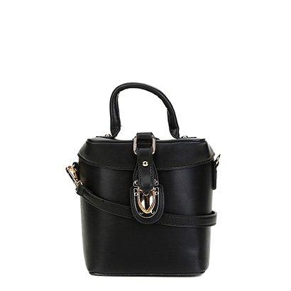 Bolsa Shoestock Crossbody Box Bag Feminina-Feminino