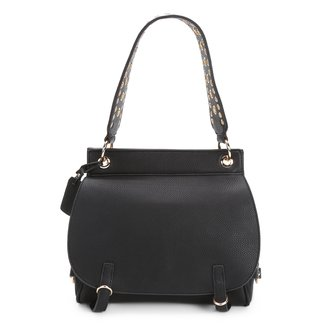 Bolsa Shoestock Flap Saddle New Folk Feminina