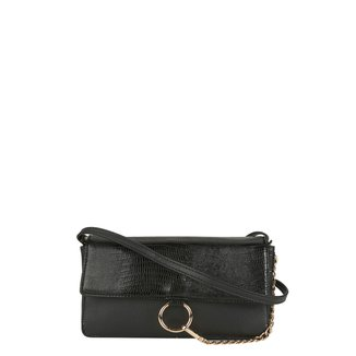 Bolsa Shoestock Flap Shoulder Valentina Feminina