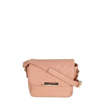 Bolsa Shoestock Mini Bag Matelassê Crossbody Paty Feminina