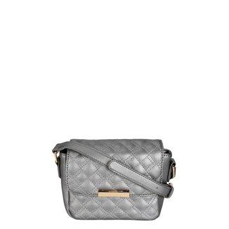 Bolsa Shoestock Mini Bag Matelassê Crossbody Paty Feminina