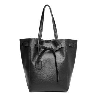 Bolsa Shoestock Shopper Detalhe Fechamento Feminina
