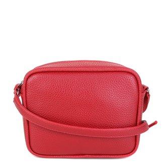Bolsa Shoestock Transversal Retangular Básica Feminina