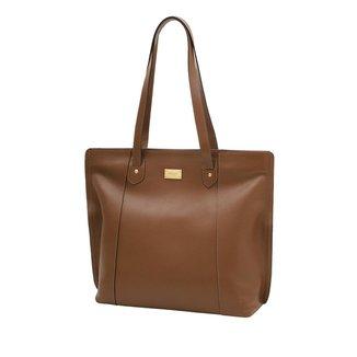 Bolsa Shopper Couro Mariart 5210 Feminina