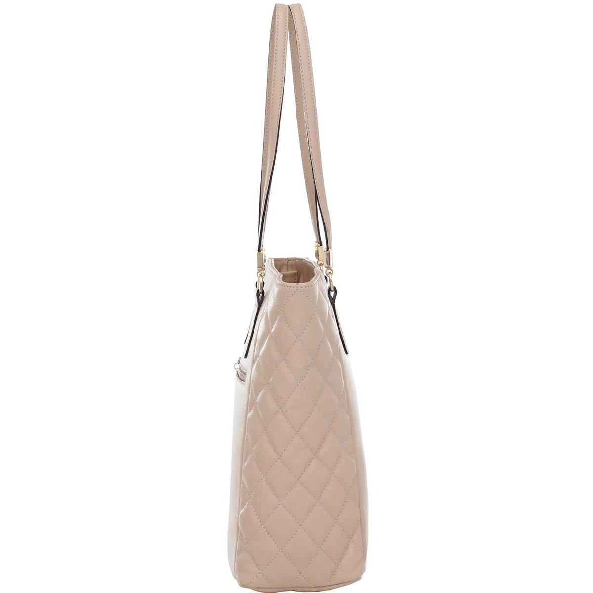 dfc6d08dc9 Bolsa Smart Bag Couro Tiracolo - Compre Agora