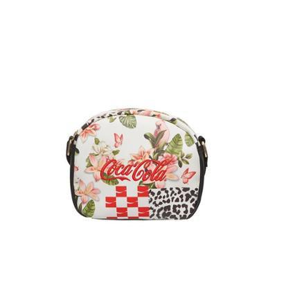 Bolsa Transversal Coca Cola Patchwork
