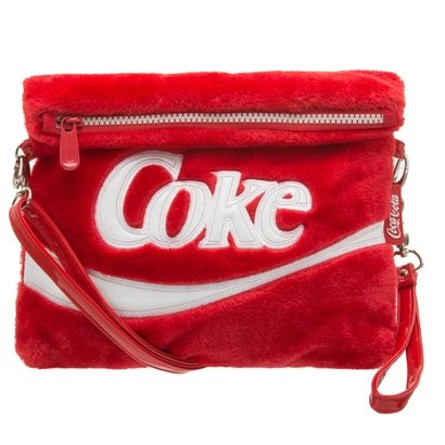 Bolsa Transversal Coca Cola Plush