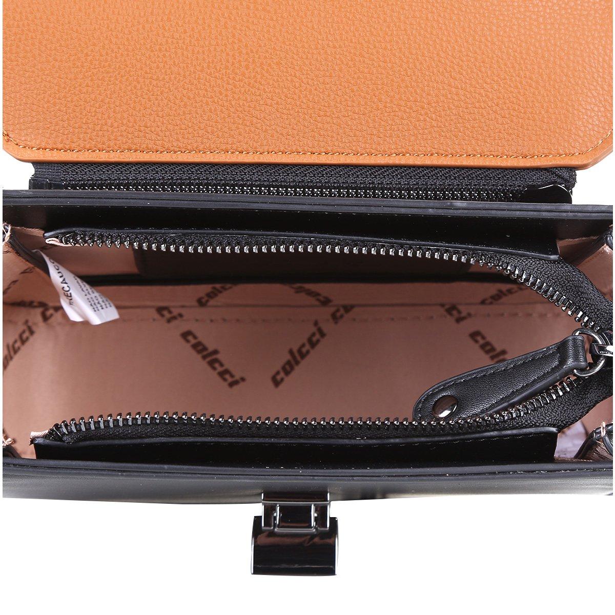 Bolsa Transversal Colcci com Paetê Feminino - Compre Agora   Zattini d2087fdf28
