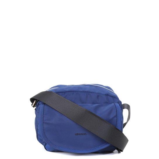 Bolsa UP4you Mini Bag Tiracolo Pequena Feminina - Marinho
