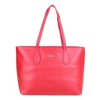 Bolsa Via Uno Shopper Feminina