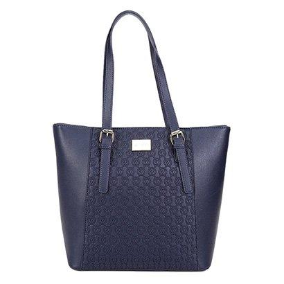 Bolsa Via Uno Shopper Monograma Feminina - Feminino