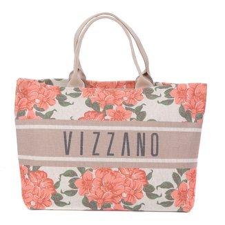 Bolsa Vizzano Handbag Floral Feminina