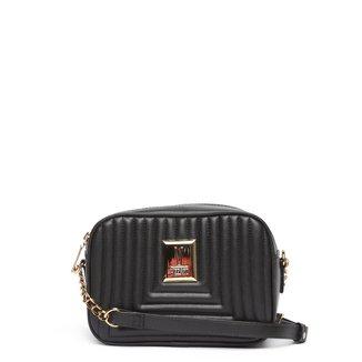 Bolsa Vizzano Mini Bag Transversal Matelassê Feminina