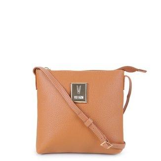 Bolsa Vizzano Minibag Tiracolo Pequena Feminina