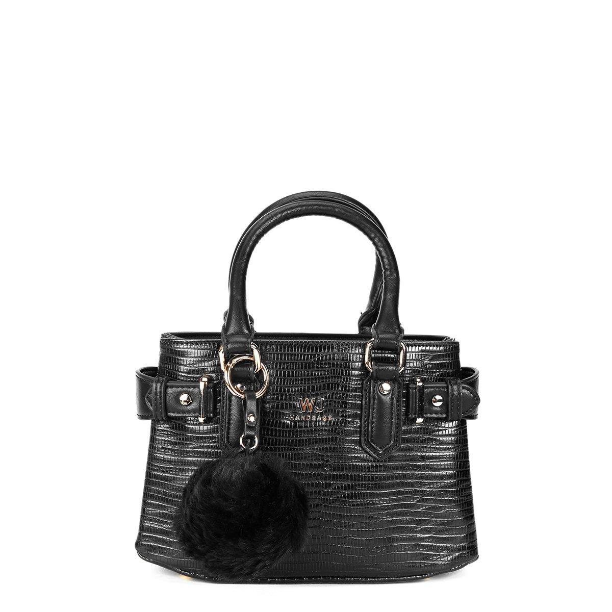 218f1d0de Bolsa WJ Mini Bag Pompom Feminina - Compre Agora | Zattini